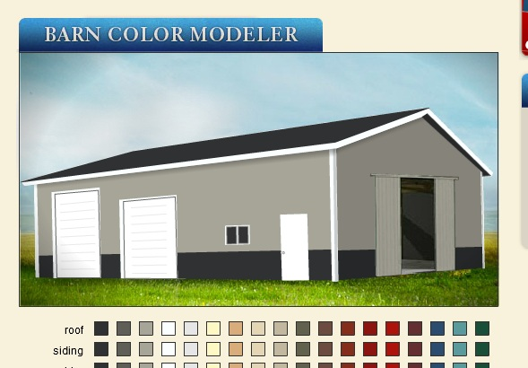 Index Of Pole Barn Colors