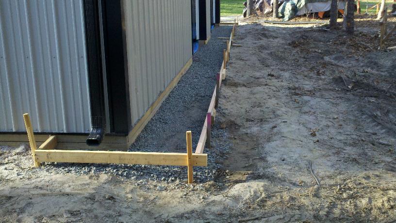 Index Of Pole Barn Concrete Floor