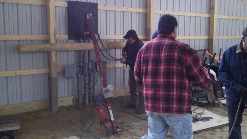 wiring a barn for lights electricity wiring for barn